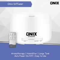 Onix Air Humidifier Aroma Diffuser 7 LED - 500ML