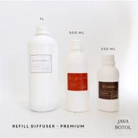 Refill Reed Diffuser - 1000 ml - Premium