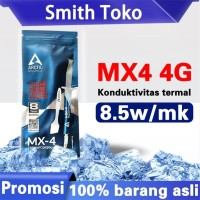 Arctic Cooling MX-4 MX4 Thermal Compound Paste For All Coolers 4g