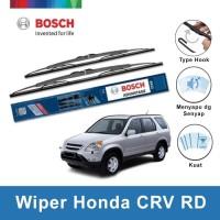 "Bosch Sepasang Wiper Kaca Mobil Honda CRV RD Advantage 21"" & 20"""
