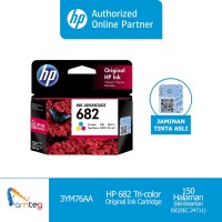 HP Tinta 682 tricolor Original Ink Advantage Cartridge