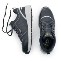sepatu safety ringan unisex composite toe original branded top jogger