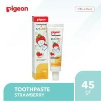 PIGEON Toothpaste Strawberry 45Gr | Pasta Gigi Bayi