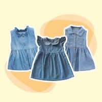 Denim Dress / Terusan Bayi