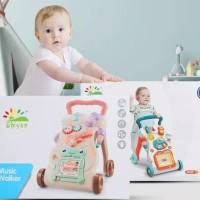 Babby Walker Plus Mainan Bayi Aisyahrani99