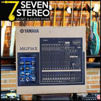 Yamaha MGP16X 16 Channel Audio Mixer With FX