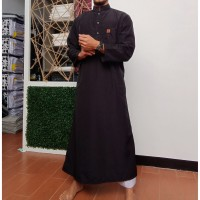 baju gamis pria muslim jubah arab