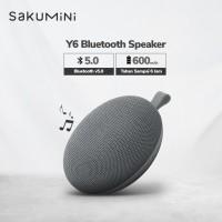 SAKUMINI Y6 ROUND BLUETOOTH WIRELESS SPEAKER