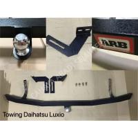 Towing Belakang ARB Mobil Daihatsu Luxio dan Gran Max