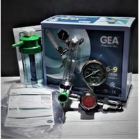 Regulator oksigen gea yr 86 9