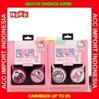Headphone Bando Karakter motif Doraemon Hello kitty Headset Belajar