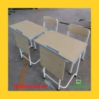 D07 bangku meja kursi sekolah SD/SMP/SMS murah