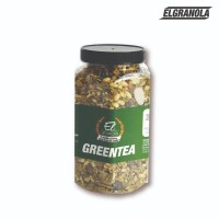 El Granola Green Tea / Healthy Snack / Sereal