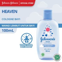 JOHNSON'S Heaven Baby Cologne - Minyak Wangi Bayi 100ml