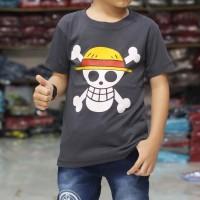 BAJU Kaos anak laki-laki KARTUN OSHKOSH Baju Distro gambar tengkorak