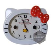 Jam Dinding Hello Kitty Besar