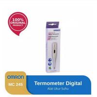 Thermometer Digital Omron MC-245 / Alat Ukur Suhu Badan