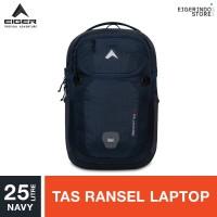 Eiger Digivault 3.0 Laptop Backpack 25L - Navy