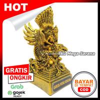 Pajangan Miniatur Patung Garuda Wisnu Kencana Bali Fiberglass
