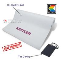 Matras Yoga Mat 8mm KETTLER 8.0mm Senam Aerobic Fitness 8 Gym 8.0 mm