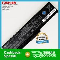 Baterai Laptop Toshiba C600 C640 C645 C635 C605 L635 L645 PA3817 ORI