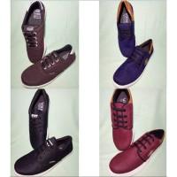Sepatu Casual Vans Biru Maroon Coklat Hitam Special Edition