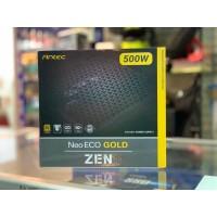 Antec Neo ECO GOLD ZEN 500W 80 Plus Gold - PSU