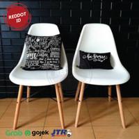 Kursi Cafe Milenial Chair Minimalis dan Modern 51x46x82cm