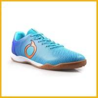 100 original ortuseight sepatu futsal cyan pale catalyst in oracle