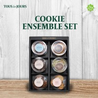 TOUS les JOURS Cookie Ensemble Set