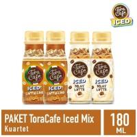Paket Toracafe Iced Mix Kuartet