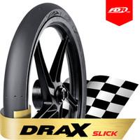 FDR TT DRAX SLICK 60/80-17 Ban Motor Tube Type / Non Tubeless