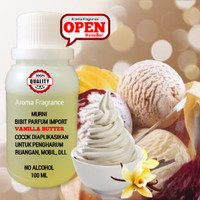Fragrance Bibit parfume murni 100ml - VANILLA
