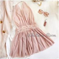 Lenore - Sexy Lingerie Lace Dress Babydoll Honeymoon Sleepwear