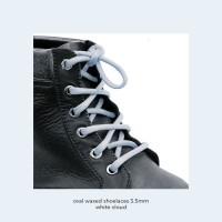 Tali Sepatu Lilin Oval 120cm 3.5mm Variasi Warna