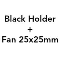 cooling fan heatsink brushless 550 3650 3660 3670 RC HSP WLTOYS Tamiya