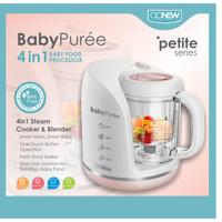 OONEW BabyPuree - Petite (4 in 1 Baby Food Processor) / Blender Kukus