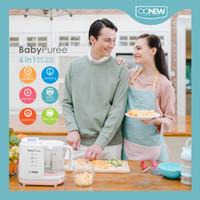 OONEW BabyPuree Michelin (6 in 1 Baby Food Processor) / Blender Kukus