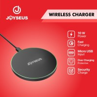 JOYSEUS Qi Wireless Charger Station Quick Charge - WC0002