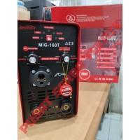 Mesin Las MIG 160T Redbo Travo Las CO Flux Core Gasless