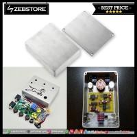 Material Box Case Pedal Effect Aluminium 1590BB 120x95x36mm