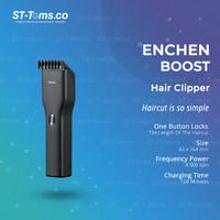 Enchen Boost Hair Clipper Alat Cukur Elektrik Ceramic Trimmer