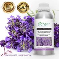 Essential Oil Lavender Aromatherapy 1000ml refill Aroma Terapi