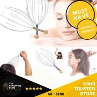 Stressless Relaksasi/Akupuntur Rambut Membuat Relax/Alat Pijat Kepala