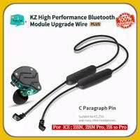 KZ APTX PIN-C bluetooth cable upgrade waterproof ZSN, ZSN PRO, ZS10