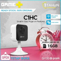 EZVIZ C1HC 1080P CCTV FREE MICRO SD 16GB Wi-Fi/ C1HC BERGARANSI RESMI