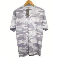 Terbaru Kaos Baju Tshirt Unisex Pull&Bear Camo Original 6589