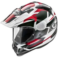 Arai Tourcross 3 Helm Supermoto Full Face - Departure Red