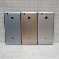 Backdoor Backcover Xiaomi Redmi 3s Pro - Redmi 3 Pro Original Oem