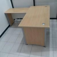 Meja Kantor-Meja Kerja Uno Modern-Molek_Furniture - 120X60X75 Cm